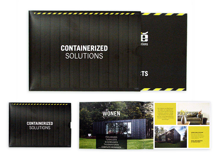 Containerized Solutions for Architects