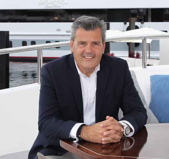 SeaNet Europe announces the addition of an Azimut Grande 35 metre to their fleet